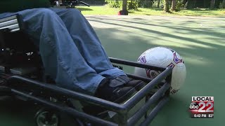 Disabled individuals break down barriers with adaptive sports