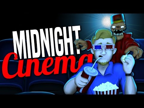 IM ALL OUT OF SAUCE - Midnight Cinema Full Walkthrough