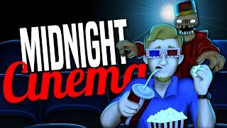 IM ALL OUT OF SAUCE - Midnight Cinema Full Walkthrough