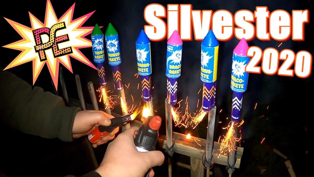 ZU VIEL FEUERWERK?! 😳 Silvester 2020 VLOG Part #2   PyroExtrem