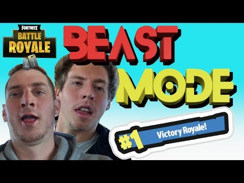 GOING BEAST MODE IN FORTNITE / TILTED TOWERS METEOR IMPACT! *funny*