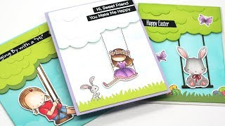 Creating an Interactive Swing Card | March Release Sneak Peek!