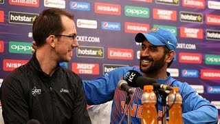 ms dhoni s awesome reply to australian journalist on retirement question