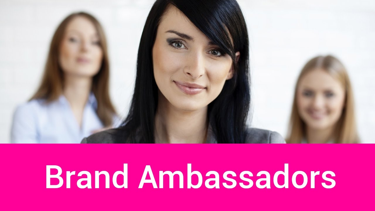 Image result for Experienced Brand Ambassadors