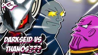 Infinite Reacts to Darkseid Vs Thanos - Cartoon Beatbox Battles - BATTLE OF THE DESTROYERS!!!