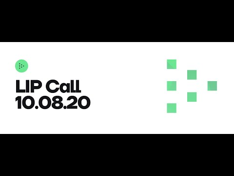 LIP Call - 10.08.20