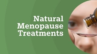Bryce Wylde on Natural Menopause Treatments for Hot Flashes and Night Sweats