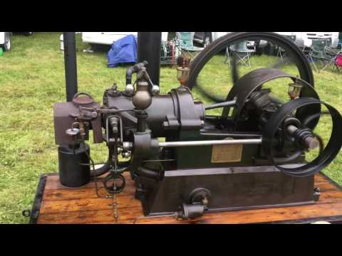 4hp Hornsby Oil Engine