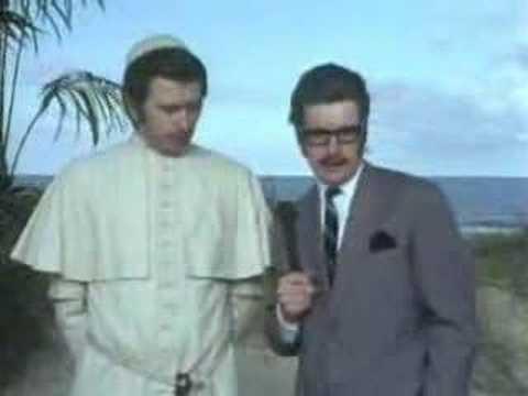 Monty Python - Whicker Island