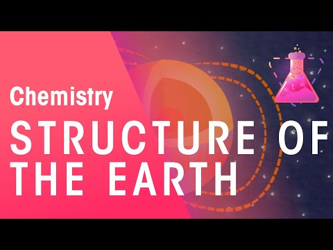 Structure of the Earth and its different layers | Chemistry for All | The Fuse School