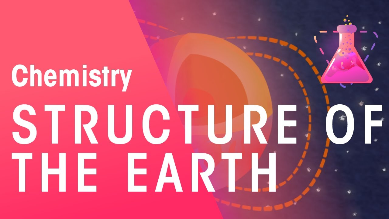 Structure of the Earth and its different layers | Chemistry for ...