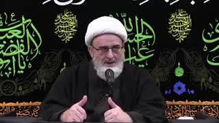 حب الله عز وجل في كلمات المعصومين عليهم السلام | الشيخ حسين كوراني