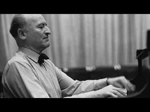 Louis Kentner plays the Liszt Sonata in B Minor (1975 concert)
