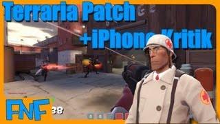 TF2: Terraria Patch am 1. Oktober!!!, Iphone 5S Kritik [HD] Medic/Demoman Gameplay