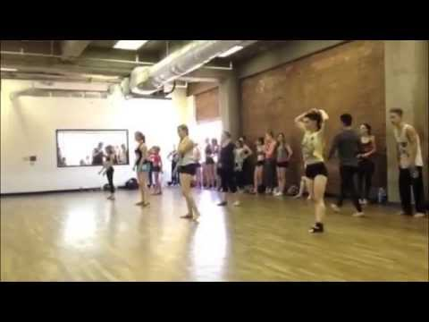 "Matthew Tseng's Class | ""GO SLOW"" | EDGE Performing Arts Center"