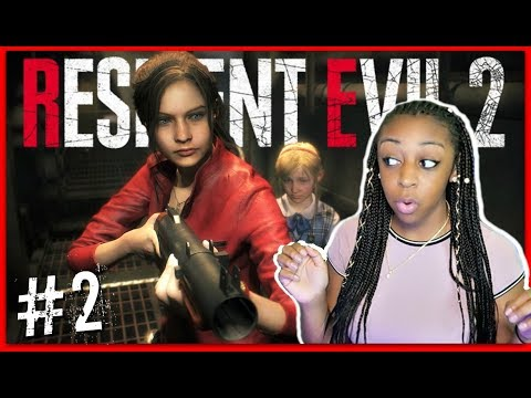 YOU'RE ON THE LIST!! | Resident Evil 2 Remake Episode 2 Gameplay!!!