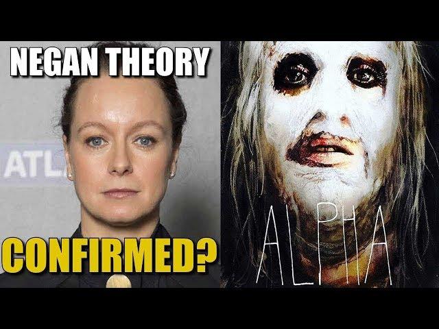 The Walking Dead Season 9 Theory & Alpha News - Negan Theory? Dwight Theory? Whisperers News