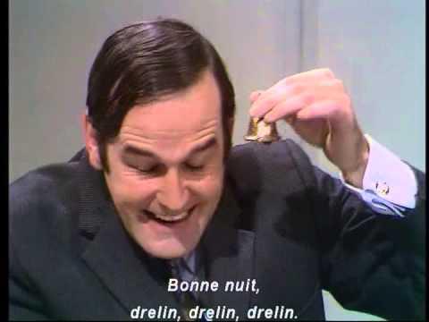 Silly Job Interview Monty Python VOSTFR