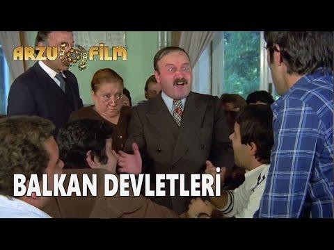 Hababam Sınıfı Uyanıyor - Balkan Devletleri