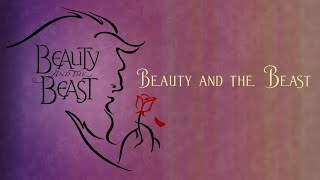 Beauty and the Beast - Instrumental (with lyrics)