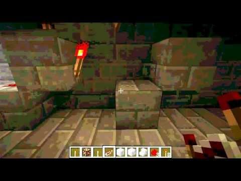 Vertical XOR Gate Minecraft