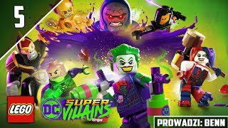 LEGO DC Super-Villains [#5] - No to narka, Arkham