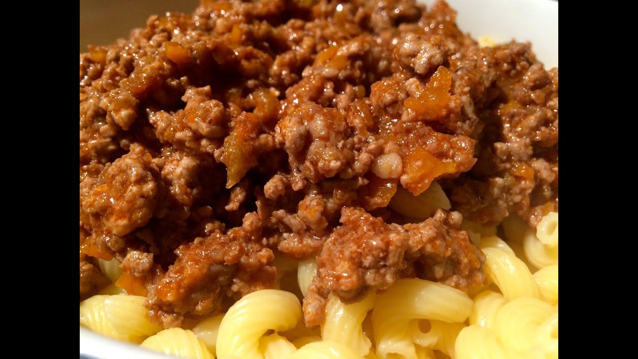 Ricette carne al microonde