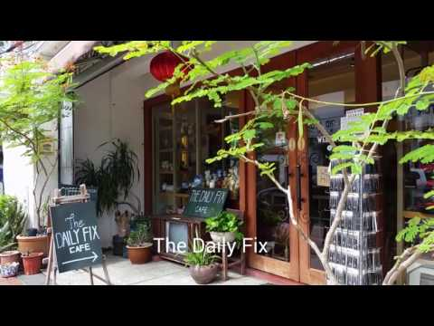 The Daily Fix Cafe, Melaka