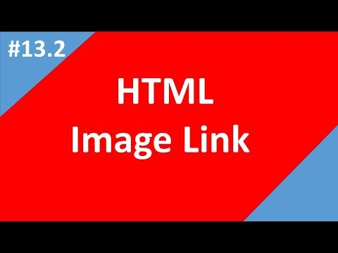 Html Image As Link | Part - 13.2 | Html Tutorial For Beginners | Tech Talk Tricks