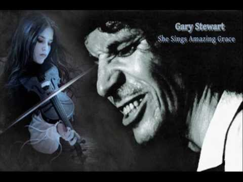 Gary Stewart - She Sings Amazing Grace K-POP Lyrics Song
