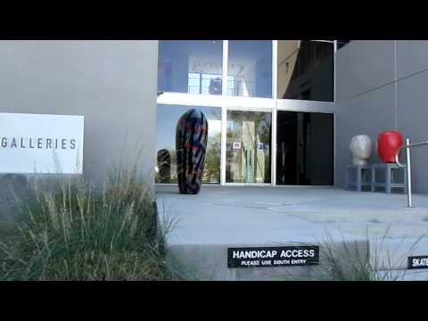 Art Gallery Tour : Imago Gallery with artist Jackie Jacobson