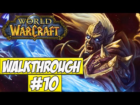 World Of Warcraft Walkthrough Ep.10 w/Angel - Red Ridge Mountain!