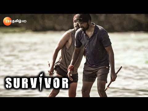 Survivor (சர்வைவர்) | 23nd Oct | Promo 2 | Daily 9.30 pm | Reaction