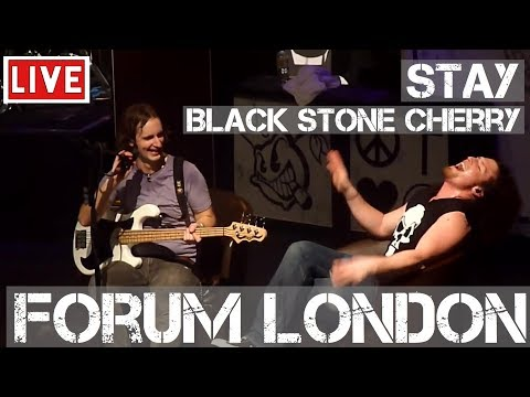 Black Stone Cherry - Stay Live In [HD] @ HMV Forum, London 2012