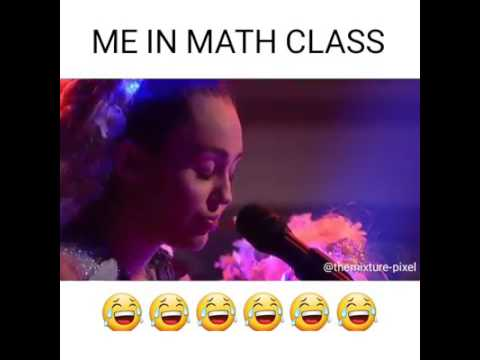 Me In Math Class Youtube Math is math refers to a memorable quote said by the character mr. me in math class youtube