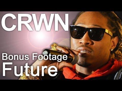 CRWN w/Elliott Wilson Ep. 10 Pt. 2 of 2: Future (BONUS FOOTAGE)