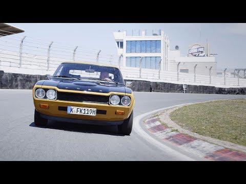 Ford Capri - 50 Years On