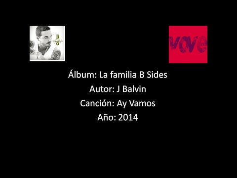 J Balvin - Ay Vamos [Lyrics - Letra]
