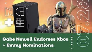 Gabe Newell Endorses Xbox + Emmy Noms - IGN News Live - 07/28/2020