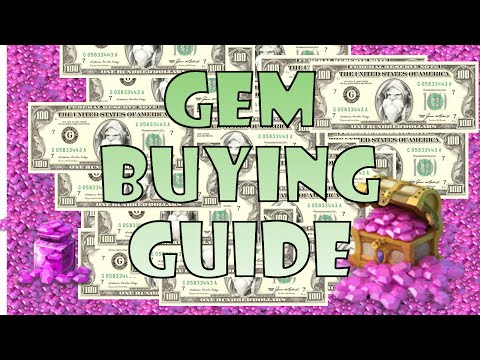 [Castle Clash] Beginner's Guide To Buying Gems (Tips & Tricks)