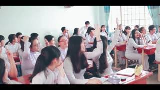 10A8 - 60th - anniversary of establishment of the school THPT Ngô Quyền - Biên Hòa -
