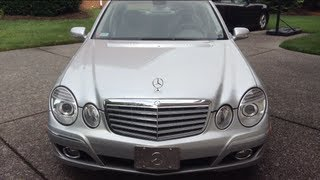 2007 Mercedes-Benz E350 Base In Depth Tour, Review, and Rev