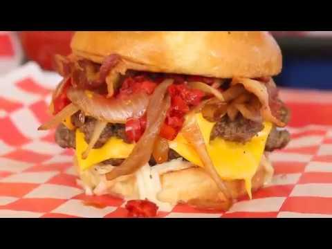 Secrets Of Bluegrass Chefs - Home Run Burger