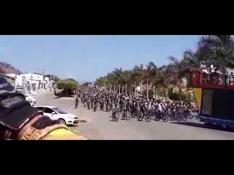 Décimo cicloturismo de itiruçu