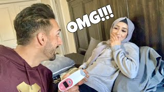 WE HEARD OUR BABY'S HEARTBEAT For THE FIRST TIME