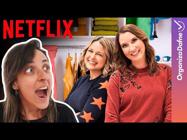 📺 A nova série de Organização da Netflix: The Home Edit | Organiza Dafne