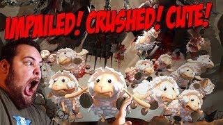 IMPAILED, CRUSHED, CUTE! (Flockers)