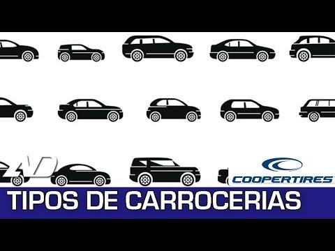 ¿Qué tipos de carrocerías de autos existen? - Cooper Consejos en AutoDinámico