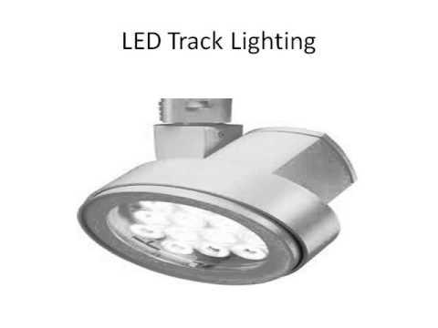 LED Track Lighting YouTube