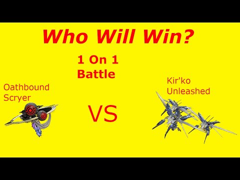 Age of Wonders Planetfall | VS Series | Scout vs Scout | Kir'ko Unleashed vs Oathbound Scryer!! |